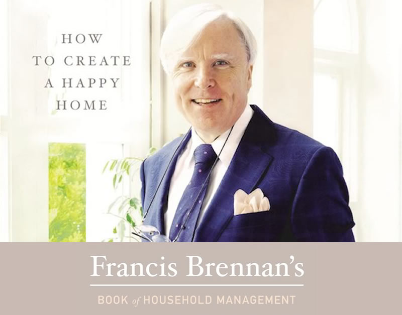 Francis Brennan's Book of Household Management is available now
