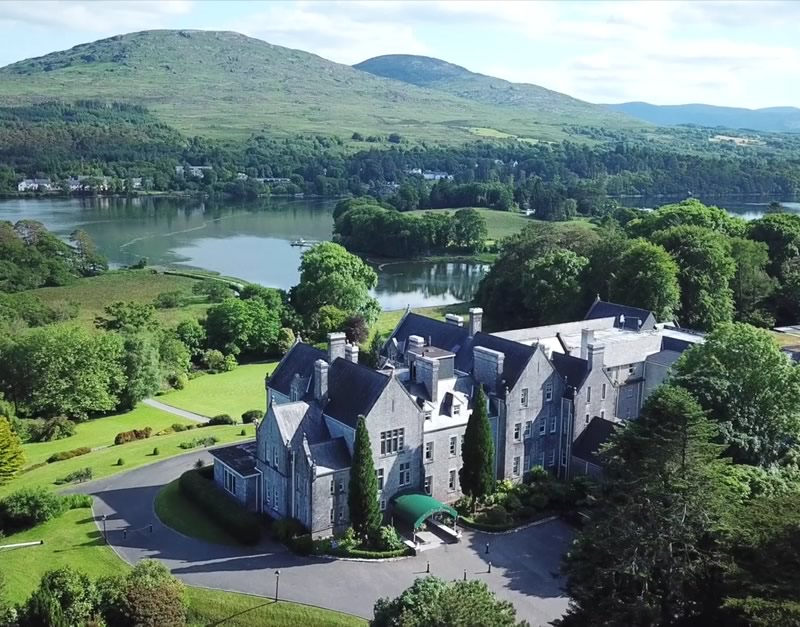cd1bf1fbbe Francis Brennan Official Website | Park Hotel Kenmare