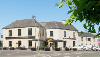 Delighted to introduce you to our new Hotel The Lansdowne Kenmare